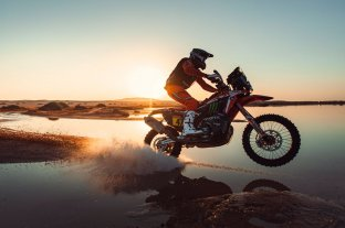 Rally Dakar: Kevin Benavides finalizó tercero y continúa liderando las posiciones