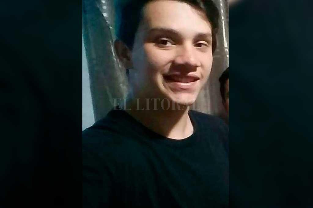 Luciano Nicola, la víctima Crédito: El Litoral
