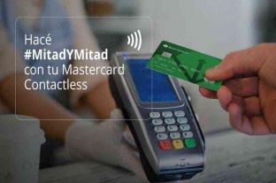 El Banco Santa Fe ofrece 50% de descuento en supermercados con la tarjeta Mastercard Contactless