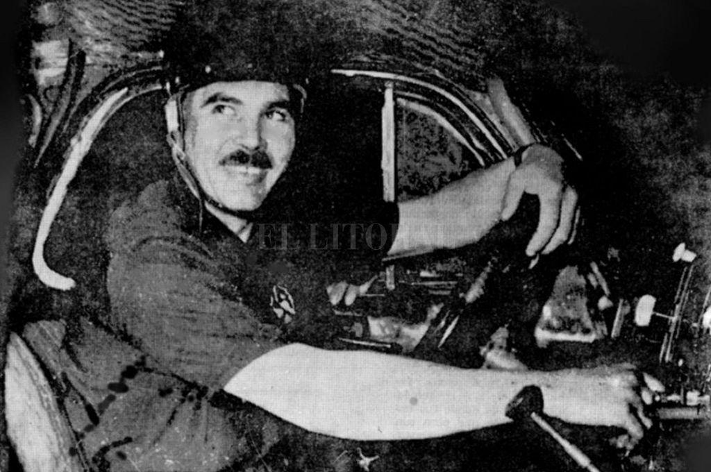 Eusebio Marcilla. Crédito: Archivo El Litoral