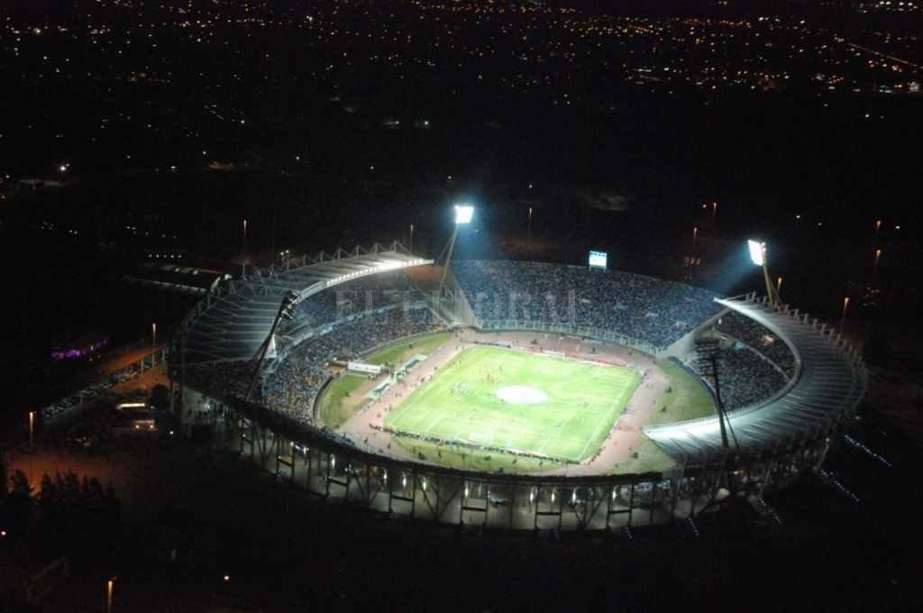 Estadio Mario Alberto Kempes. Crédito: Gentileza
