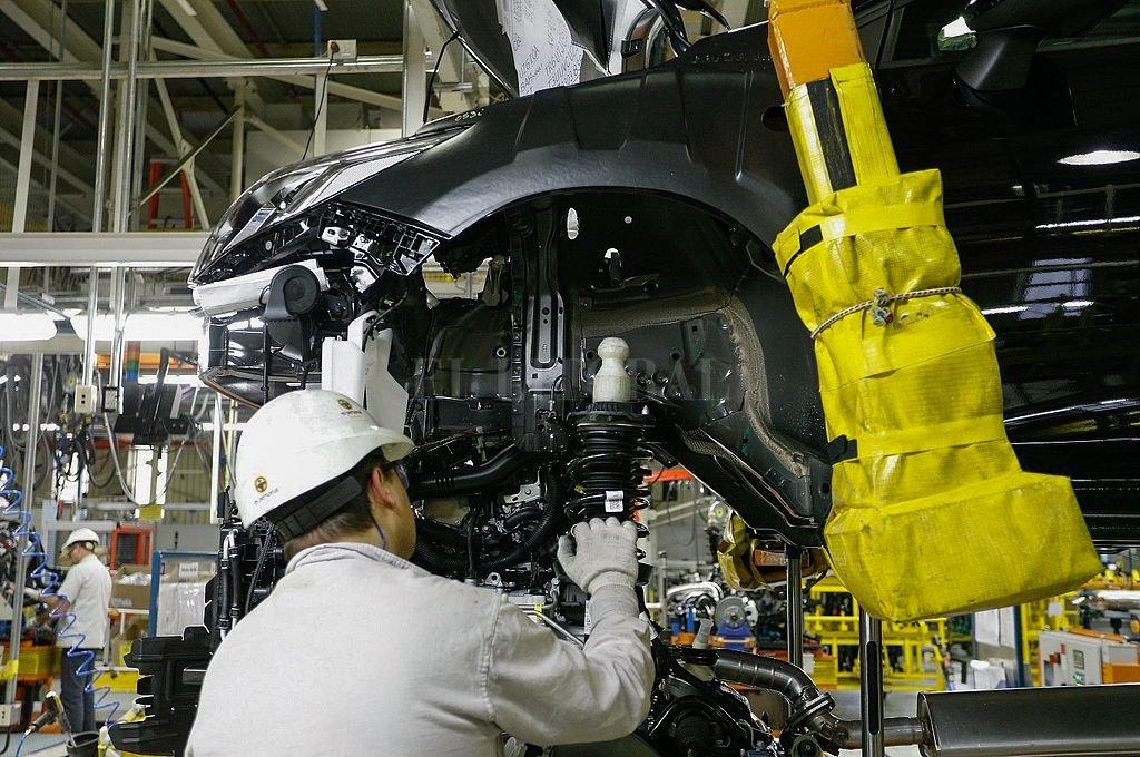 El sector autmotriz registró un incremento en ese rubro del 8,2%. Crédito: Archivo El Litoral
