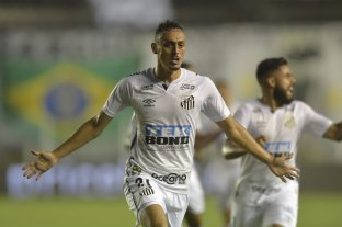 Santos goleó a Boca y es finalista de la Copa Libertadores