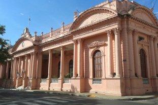 Cerraron oficinas de la Casa de Gobierno de Corrientes por casos de Covid
