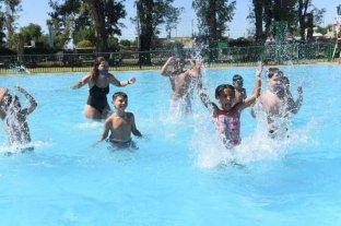 10.000 chicos anotados en las colonias de vacaciones en Rosario