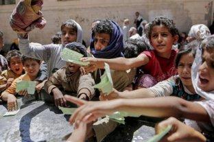 La ONU alertó a EEUU que puede causar una hambruna en Yemen