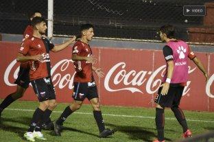 Colón venció a Cipolletti y avanza en la Copa Argentina -