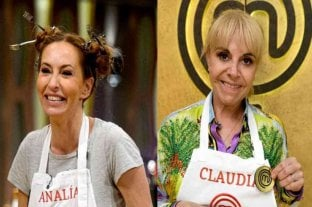 MasterChef Celebrity: Claudia Villafañe y Analía Franchín competirán en la gran final