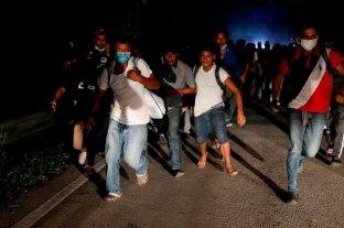 """México, Guatemala y Estados Unidos refuerzan sus fronteras por las """"caravanas"""" desde Honduras"""