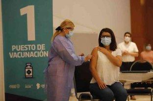 Córdoba: más de 20 mil personas ya se vacunaron contra el coronavirus