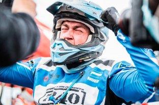 Dakar: el argentino Manuel Andújar se consagró campeón en cuatriciclos