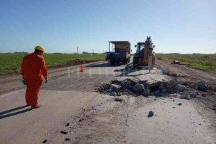 Vialidad avanza con la recuperación de rutas del departamento Constitución