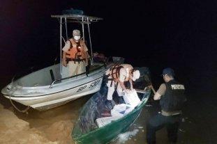 Volvieron a hallar 50 kilos de marihuana en una isla de Corrientes