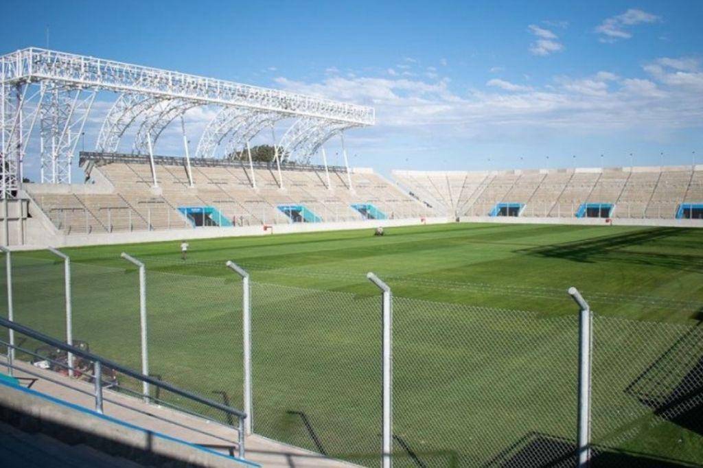 Estadio Único de San Nicolás, donde se jugará el partido Crédito: Gentileza