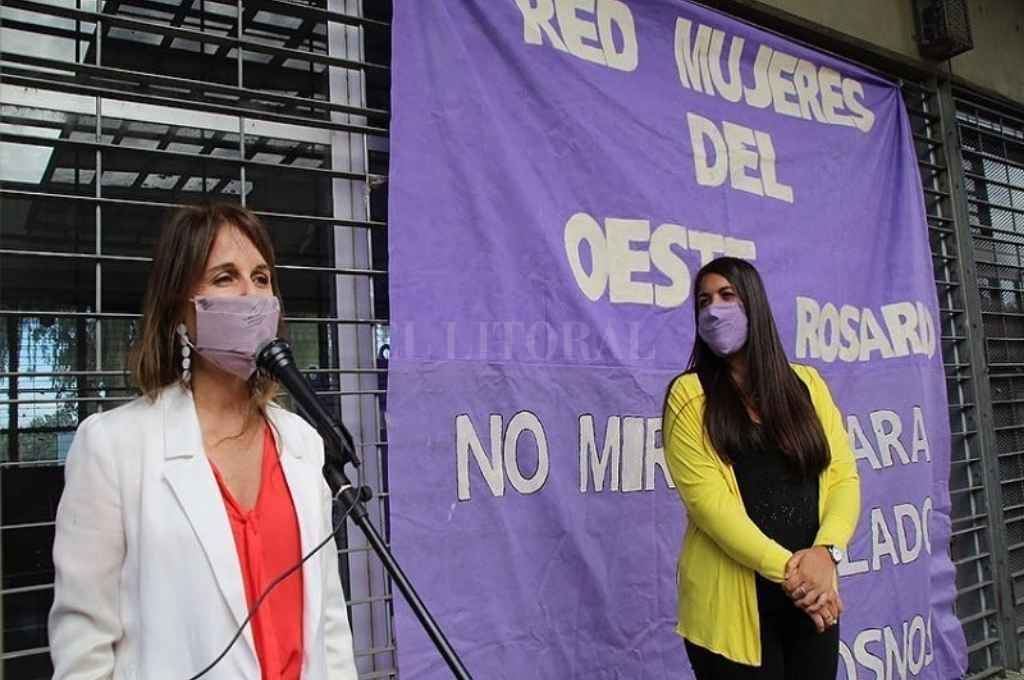 Rosario lanzó una campaña contra la violencia de género -  -