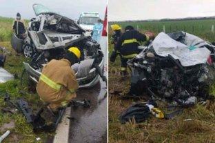 Choque fatal en Córdoba: cuatro fallecidos -