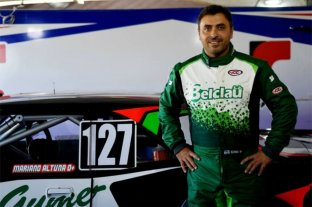 Mariano Altuna se retira tras una larga trayectoria en el automovilismo