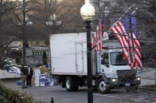 Trump se irá de Washington el miércoles hacia Florida, horas antes de la asunción de Biden