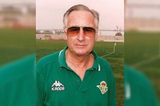 Murió Vicente Cantatore, un embajador del fútbol rosarino