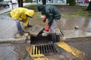 Informe de lluvias en Santa Fe