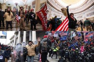 """Los asaltantes del Capitolio pretendían """"capturar y asesinar"""" a los legisladores, según los fiscales"""