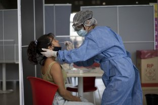 Coronavirus en Argentina: 103 fallecidos y 12.332 contagios -  -