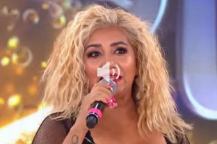 Audio: La Bomba Tucumana pidió que hagan campaña para entrar a MasterChef mientras estaba en el Cantando -