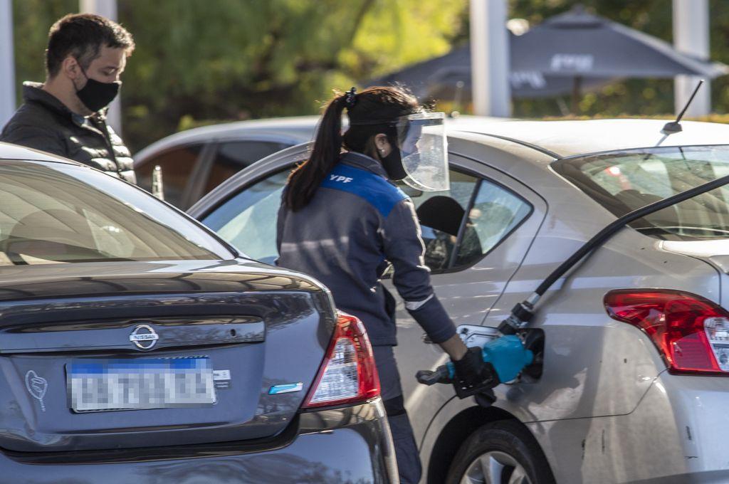 Nuevo aumento de combustibles: así quedaron los precios en Santa Fe -  -