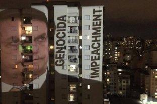 Masivo cacerolazo en todo Brasil para pedir la renuncia de Bolsonaro por el caos sanitario