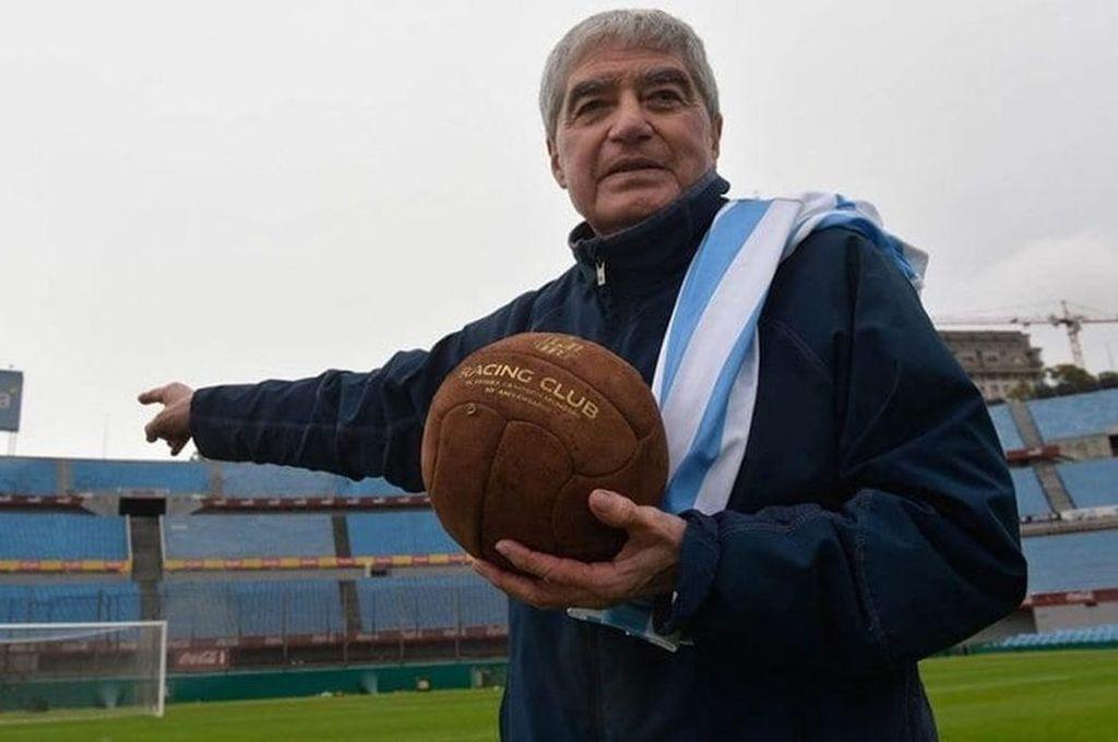 """El """"Chango"""" Cárdenas se recupera de coronavirus -"""