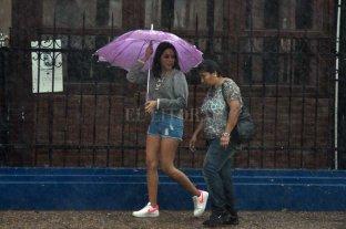 El SMN volvió a emitir un alerta por tormentas para Santa Fe -
