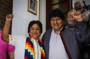 """Evo Morales envió su """"solidaridad"""" a Milagro Sala al cumplirse cinco años de su detención"""