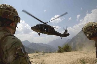 Los talibanes celebran el avance en la retirada de las tropas de Estados Unidos de Afganistán