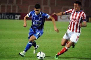 Bracamonte quedó libre en  Unión y ya firmó en Grecia