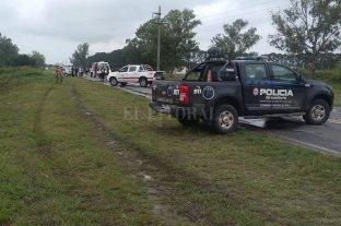 Un adolescente que iba en moto se mató en un accidente en la Ruta 1