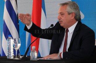 """Alberto Fernández aseguró que """"en marzo"""" se iniciarán las clases presenciales en las escuelas -  -"""