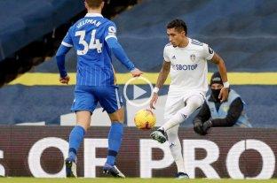El Leeds de Bielsa perdió ante Brighton And Hove