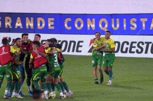 Defensa y Justicia goleó a Coquimbo y está en la final de la Copa Sudamericana