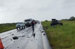Trágico accidente en Gato Colorado -
