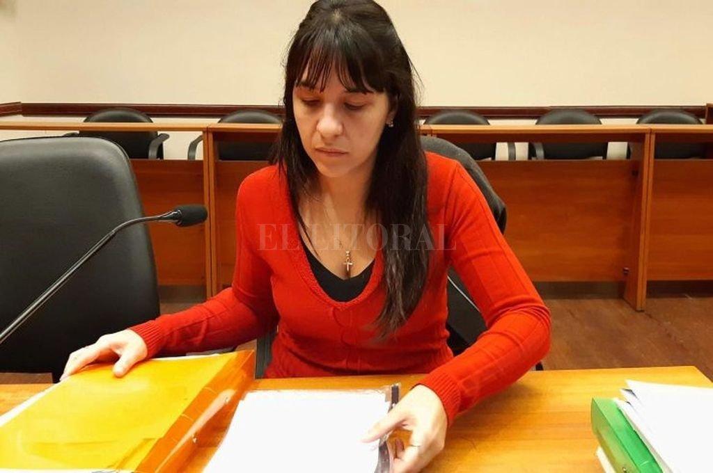 La fiscal que investigó los hechos es Alejandra Del Río Ayala. Crédito: El Litoral