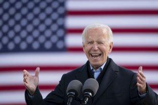 El tiempo de Biden