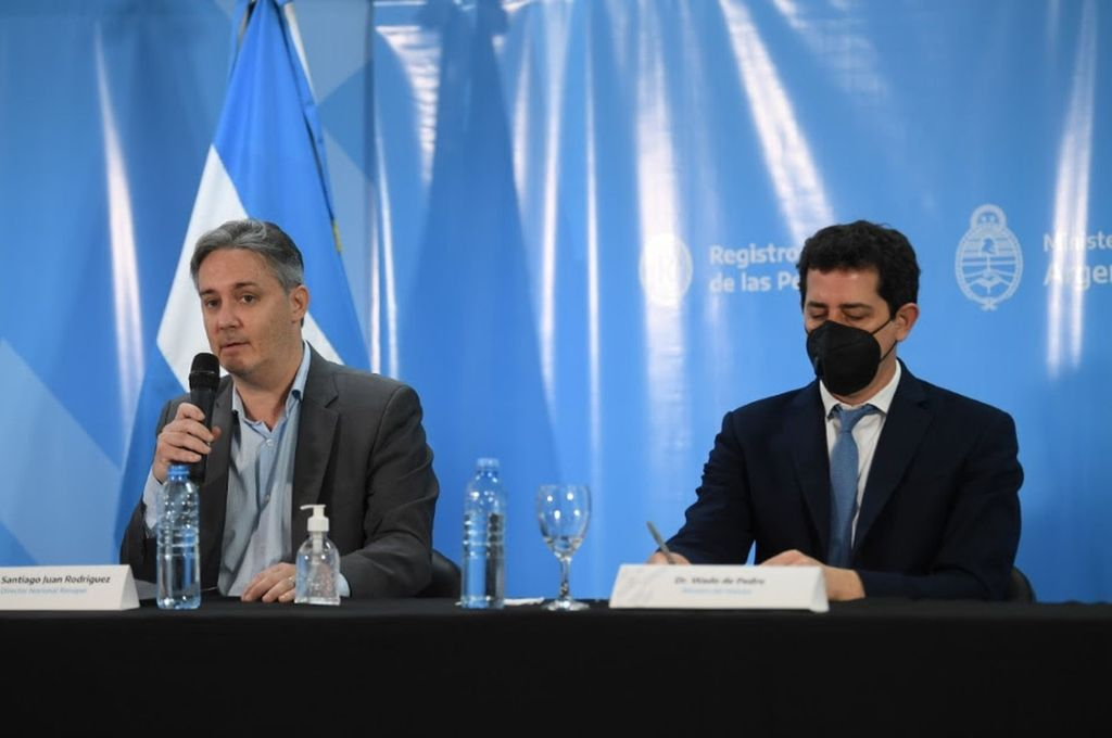 El Renaper invitó a las provincias a que sus Registro Civiles se incorporen al programa para darle mayor despliegue territorial. Crédito: Ministerio del Interior