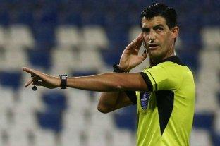 El uruguayo Leodan González será el arbitro de la final de la Copa Sudamericana entre Lanús y Defensa y Justicia