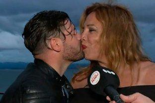 Lizy Tagliani fue sorprendida por su novio quien le pidió compromiso