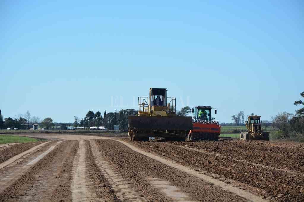 Rafaela: Nación financiará obras viales para vincular las áreas industriales con la Ruta N° 34 -  -