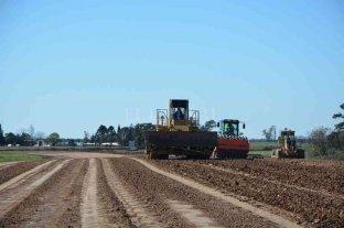 Rafaela: Nación financiará obras viales para vincular las áreas industriales con la Ruta N° 34