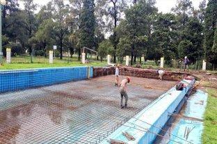 El balneario de Rufino suma nueva infraestructura