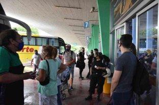 Transporte público: reclaman mayor frecuencia entre Esperanza y Santa Fe