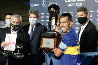 Carlos Tevez confirmó que seguirá en Boca