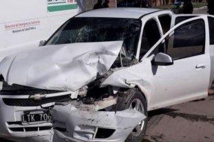 Corrientes: una mujer y cuatro niñas heridas de gravedad tras accidente vial